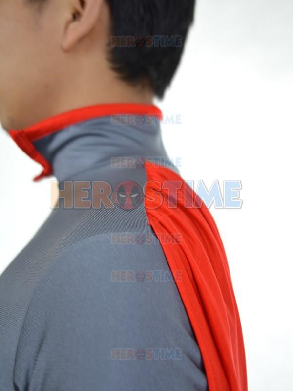 Մոխրագույն և կարմիր նոր ոճերի - Կարնավալային հագուստները - Լուսանկար 4