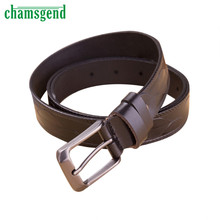 Elegant Nobility Fashion Women's Belt Vintage Casual Thin Leisure Leather Slim Belt Big buckle Jan 6