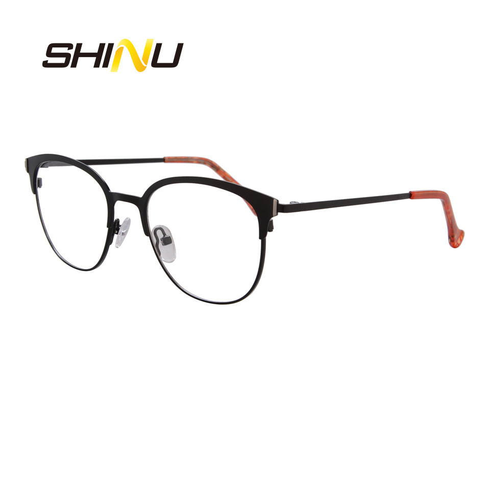 49bf4085e2 Chameleon Glasses Women Men Photochromic Sunglasses Change Color For Snow  Light Shades Transition Prescription Eyeglasses 9075