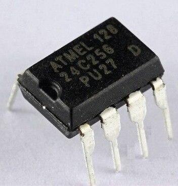 AT24C256 24C256 DIP-8 DIP8 New Original 10pcs/lot