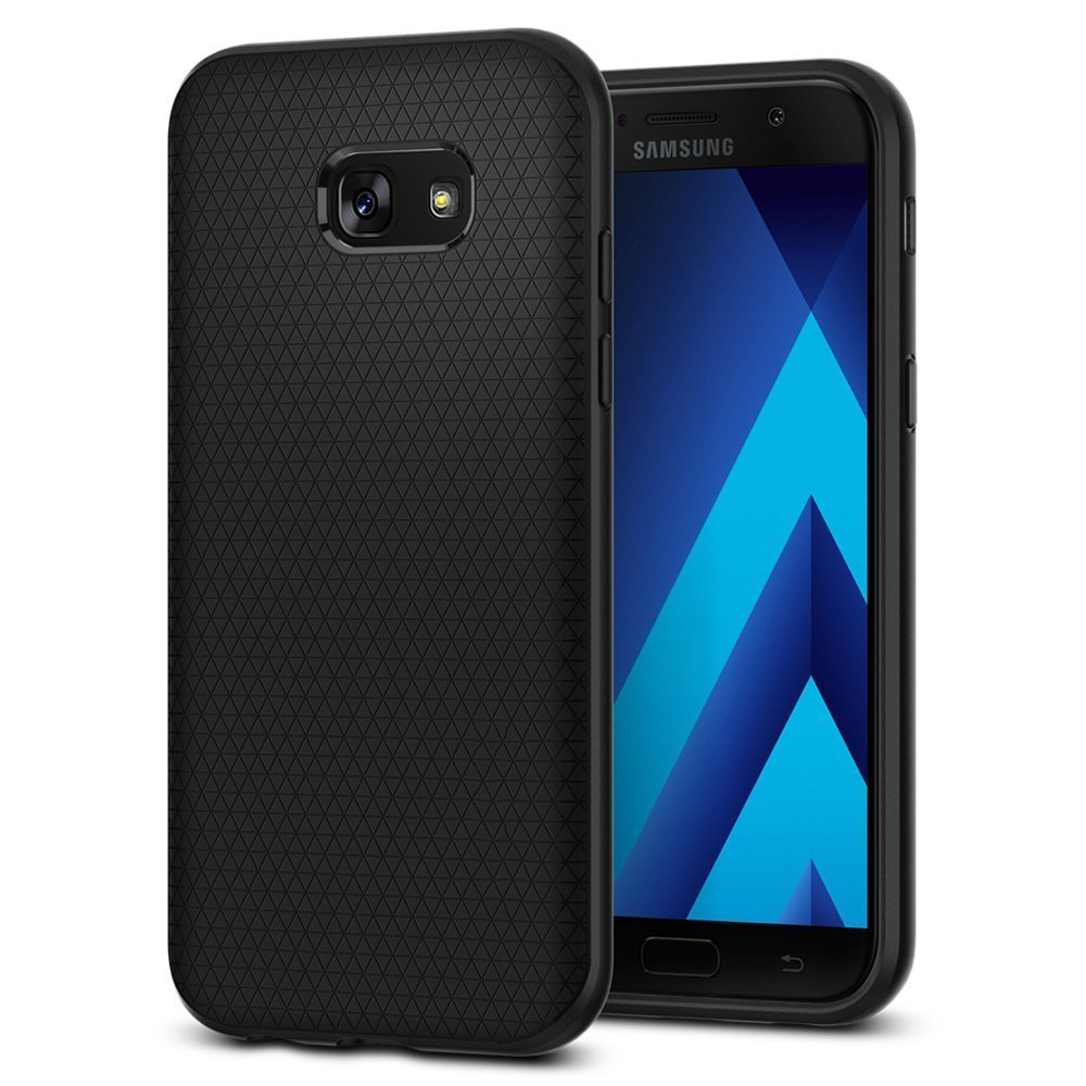 bilder für Aliantech A5 2017 Flüssigkeit Air Rüstung Fall Capa Fundas Matte Oberfläche Flexible Leichte TPU Fällen für Samsung Galaxy A5 2017