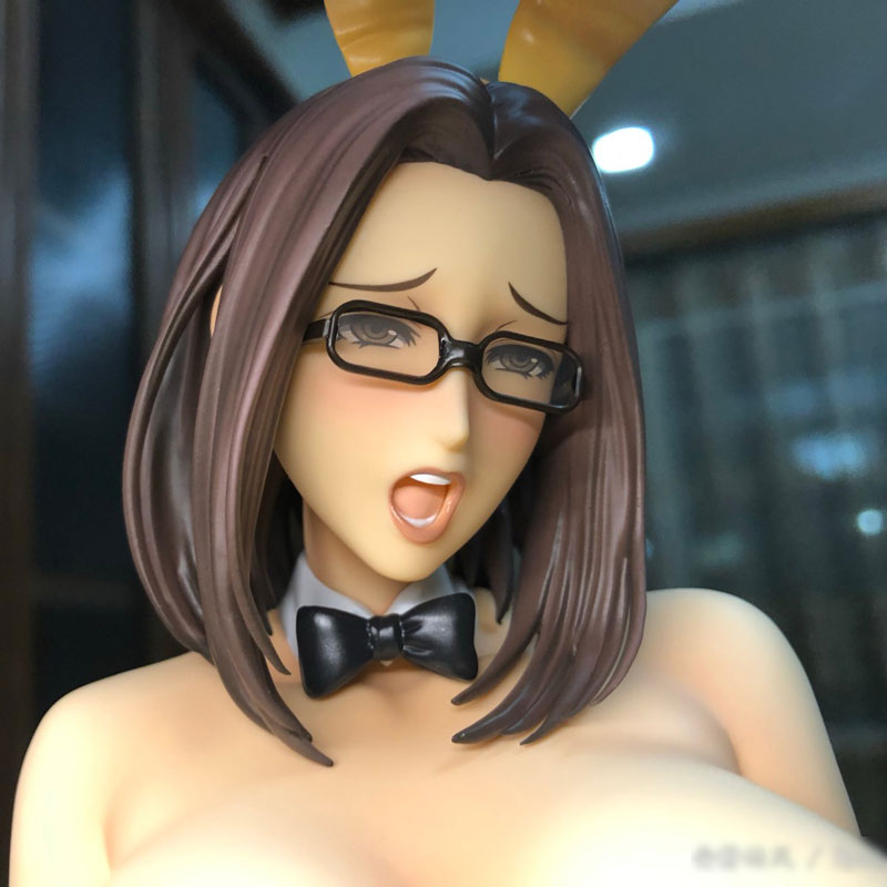 2019 New Anime Sexy Girl Doll Native Binding Non Virgin Bunny Ver. 1/4 Scale PVC Action Figure Collectible Model Adult Toys 42cm