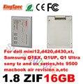 """L Kingspec 1.8 """"inch ATA7 SSD ZIF 2 CE 16 ГБ Твердотельный Накопитель HD SSD Жесткий Диск Для SONY Внутренних Жестких Дисков Для Dell Samsung"""