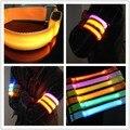 LED running luminous hand ring LED Armband Safety Reflective Belt Strap Arm Band Flashing Arm Bands
