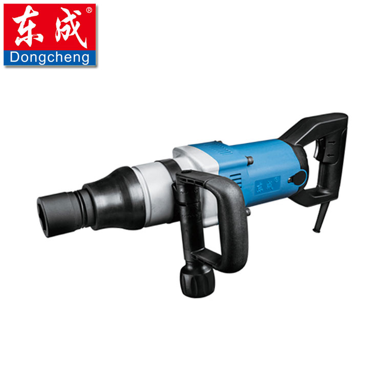 A+ Quality 400-900N.m Jack-Hammer 1050W Electric Impact Wrench For M24-M30 Hammer Electric Impact Wrench Output Shaft 25.4mm цены онлайн