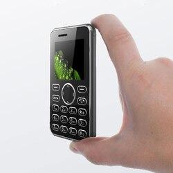 AEKU i9 Mini Unlocked Emergency Card Phone FM Radio Mp3 Mp4 With Single SIM Card Bluetooth V2.0 Russian Hebrew Arabic Cellphone
