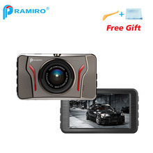 PRAMIRO 3 inch car dvr with G-sensor car camera full hd 1080P 120degree angle dash camera T611 metal case automobile recorder(China)