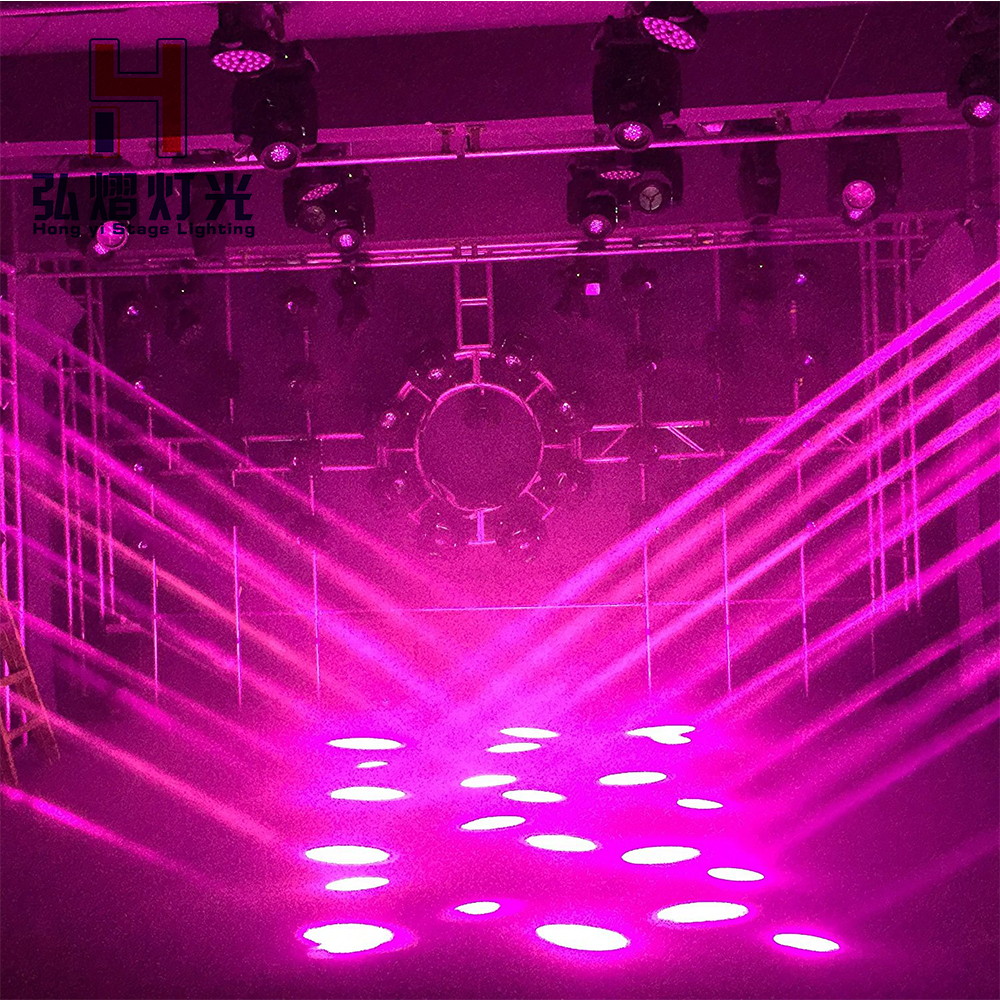 Sharpy 200w China Moving Head Light Beam DMX Disco Lights For Stage DJ Club Laser In Lighting Effect From On