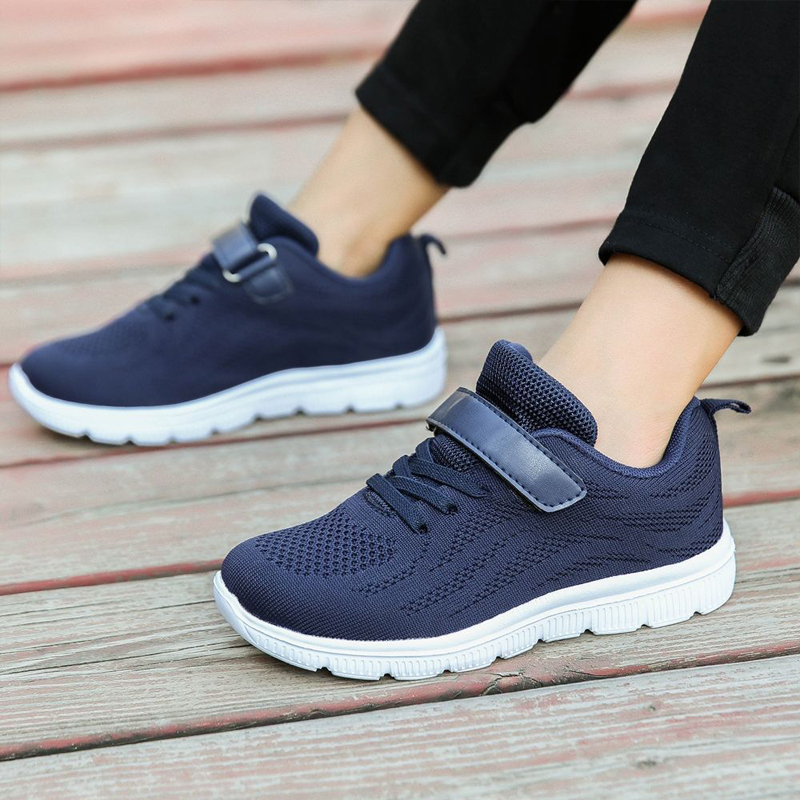 SKHEK 2019 Spring Autumn Children Shoes Boys Girls Sport Shoes Fashion Comfortable Outdoor Breathable Kids Sneakers Size 25-36