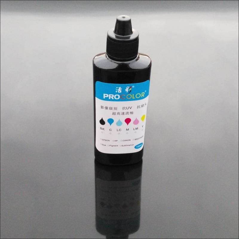 PROCOLOR T774 T7741 kit de recarga de tinta colorante del tanque de - Electrónica de oficina