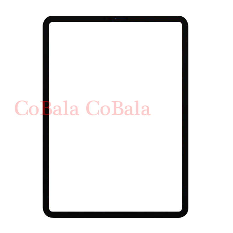 2018 A2013、2nd Pro A2228 Front A1980 5Pcs Screen iPad A2230 Glass Touch 11-inch Digitizer) For 2020 Generation A2068 A1934 (Not
