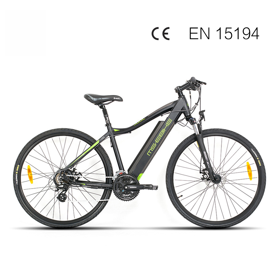 EBIKE Electric road bike 700c ebike cycling 36V Li-ion battery 250w bafang smart motor LCD 25km/h Fitness road bike 21 speed