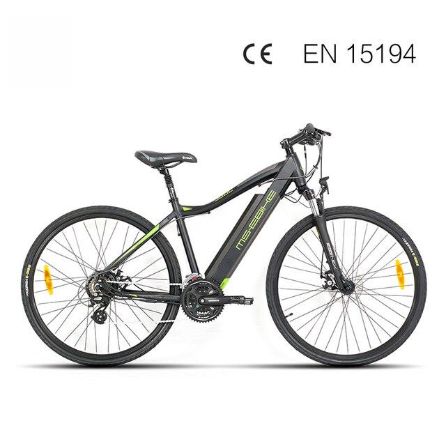 d45d6448fb8 EBIKE Electric road bike 700c ebike cycling 36V Li-ion battery 250w bafang  smart motor LCD 25km/h 21speed Fitness road bike