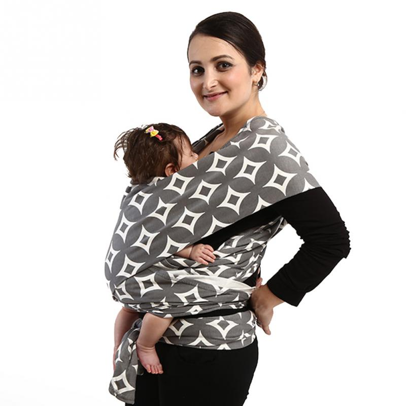 Baby Sling Wrap Long Carrier For Newborns kangaroo baby bag Back Towel Wrap Hip seat Carriers