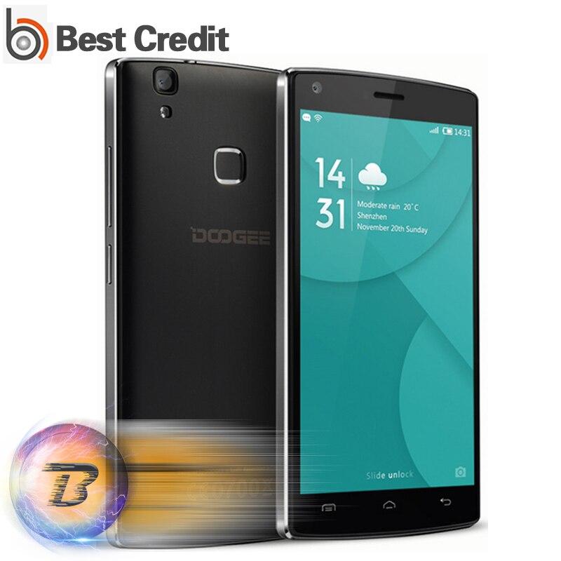 """Цена за Doogee X5 MAX Pro MT6737 Quad Core Android 6.0 5.0 """"HD 1280*720 IPS 2 ГБ RAM 16 ГБ ROM Двойные ID 5.0MP 4000 мАч Отпечатков Пальцев"""
