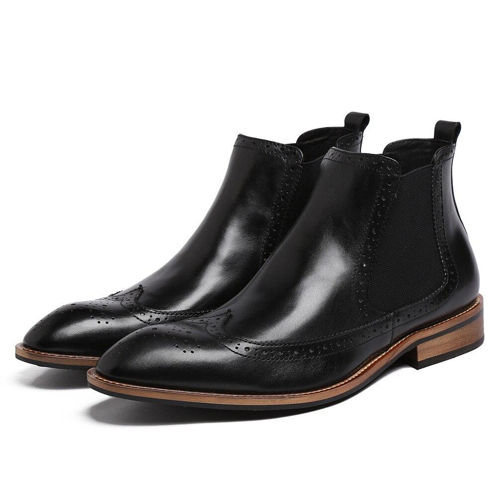Best Brown Wingtip Shoes