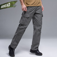 цена на City Tactical Cargo Pants Men Combat SWAT Army Military Pants Cotton Pockets Stretch Paintball Militar  Trousers S-3XL