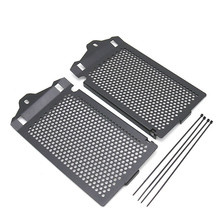 Motorcycle auxiliary water tank radiator cover protection network is suitable for BMW R1200GS R1200/R 1200GS LC/aventura 13-18