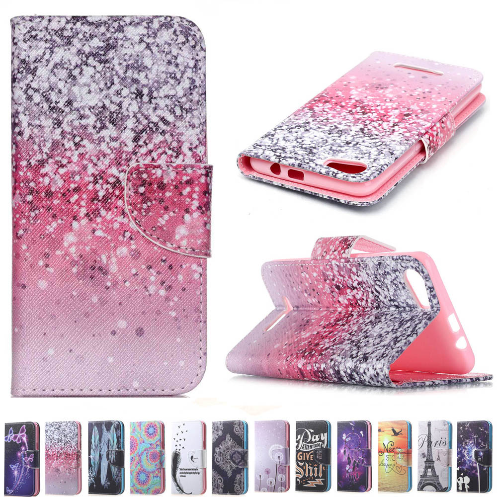NEW Leather wallet Flip Stand Cover For Coque Wiko Lenny 2 / Lenny 3 / Rainbow Jam 3G 4G / Pulp 4G Phone Bag Cases housing capa ...