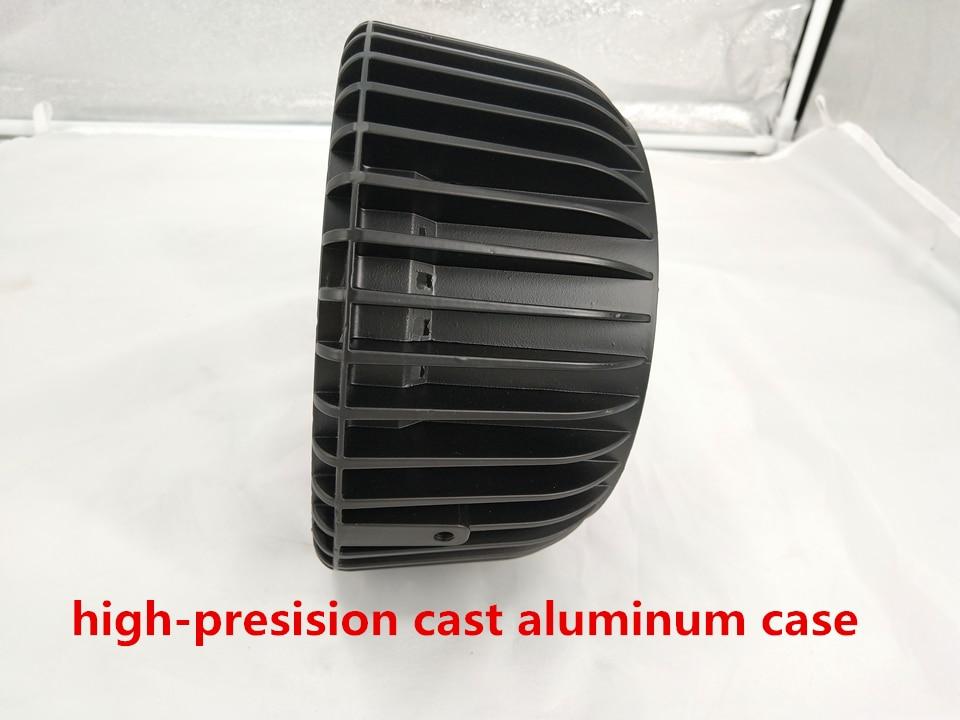 Liga de alumínio 18x18 w rgbwa uv