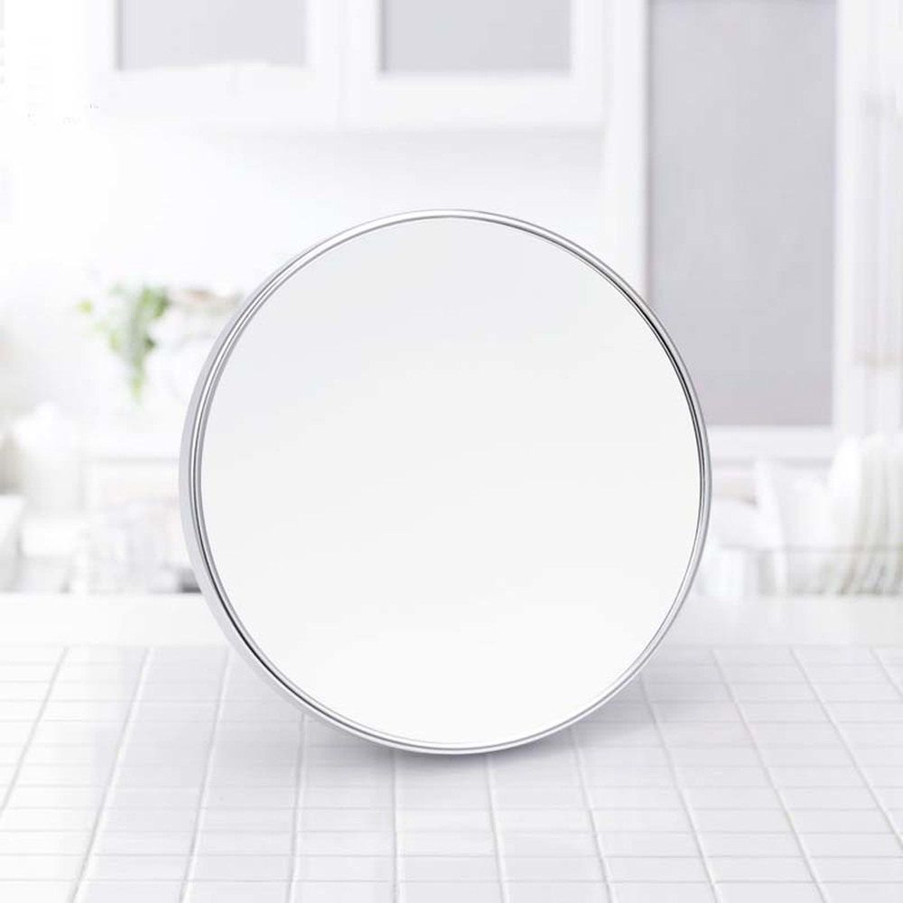 Mrosaa Fogless Bathroom Mirror Vanity Suction Cup Shower Mirrors ...