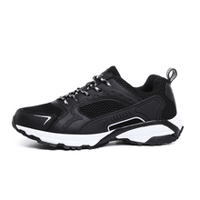 Fotwear Men Summer outdoor mesh sneakers casual lightweight shoes with breathability and durability MD Abrasion resistant