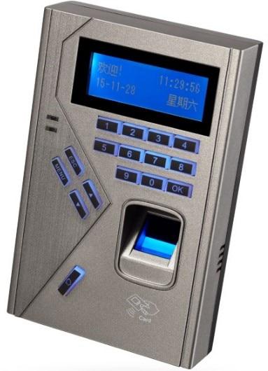 FS18 Fingerprint Capacity TCP IP Biometric Fingerprint Access Control Time Attendance Software WG26 Cheap Biometric zk ma500 biometric fingerprint time attendance and access control system tcp ip metal case door access controller reader kit