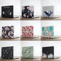 2019 nouvel étui pour ordinateur portable pour Apple MacBook Air Pro Retina 11 12 13 15 mac book 13.3 pouces avec coque tactile + housse de clavier