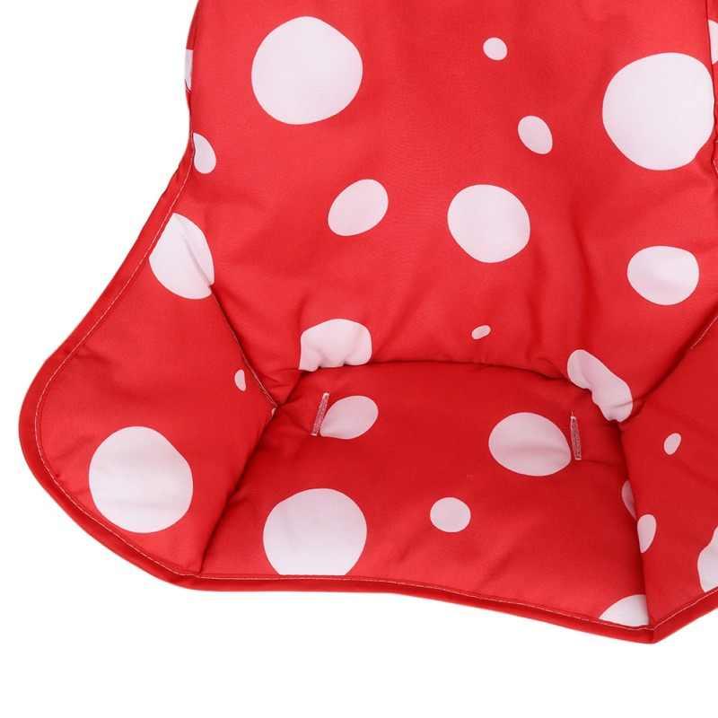 2019 novo bebê crianças alta cadeira almofada capa de reforço esteiras almofadas de alimentação cadeira almofada do assento do carrinho