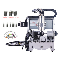 CNC machine 3020 300W spindle cnc router wood engraving