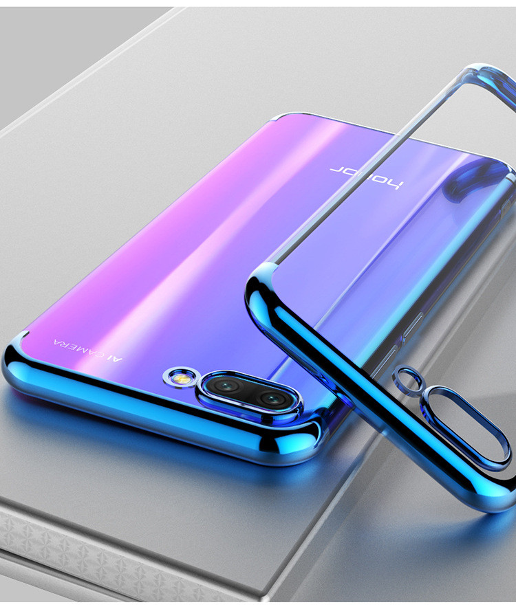 transparent soft silicone tpu case for huawei honor 9 10 lite 06