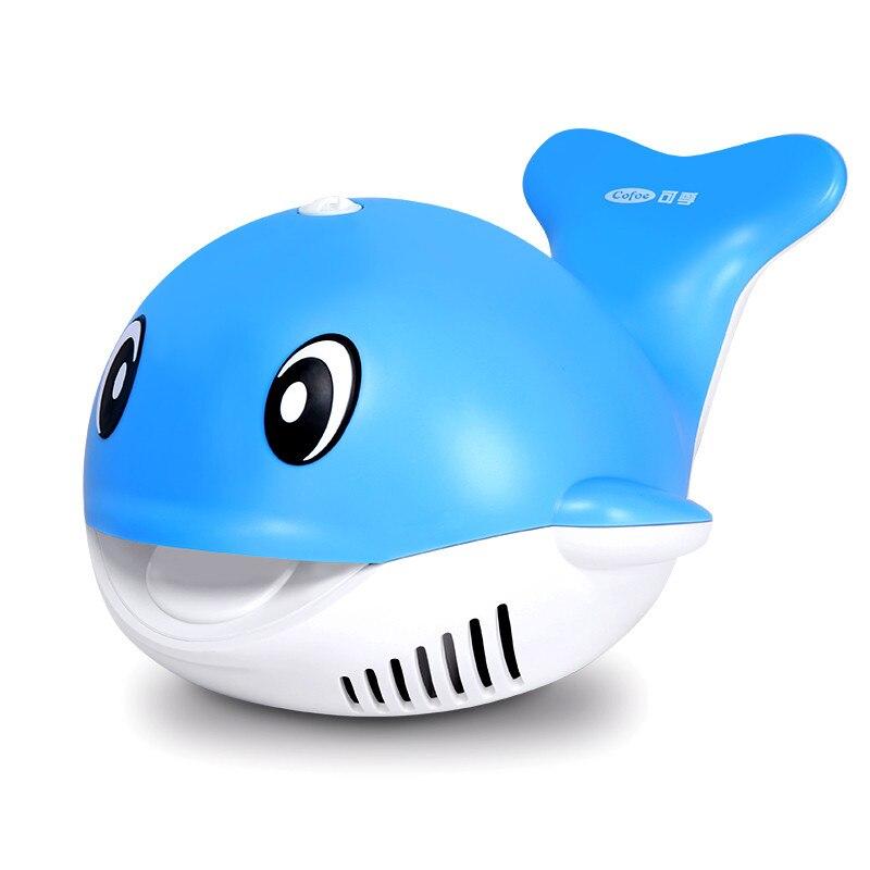 Mini Dolphin | Cofoe Medical Household Nebulizer Health Care Portable Inhaler Mini