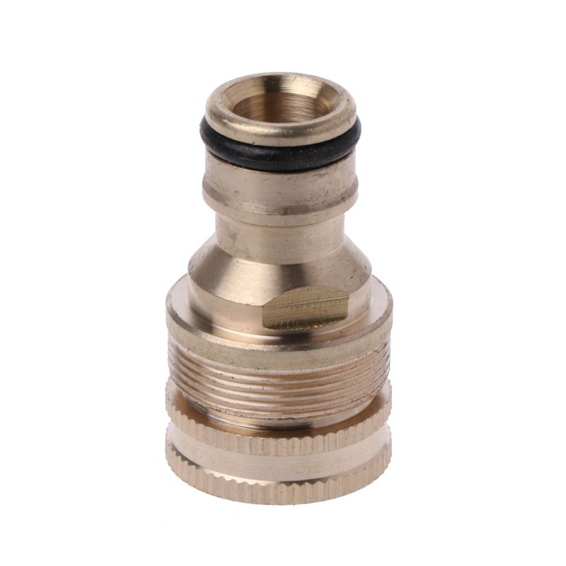 Brass Garden Hose Tap Connector Quick Hose Adapter Female Threaded Faucet Nozzle