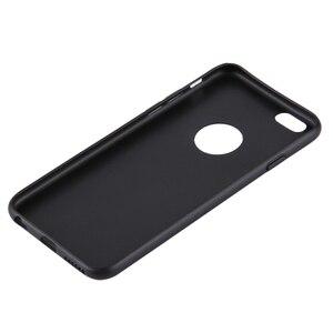 Image 4 - Brand New Dual SIM Card Adattatore con una Parte Posteriore Della Copertura di Caso Per il iphone 6/iPhone 6 s