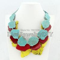 Statement beautiful Necklace beautiful Beads Necklace Bridal Party Necklace Bridesmaid Gift   HD1739