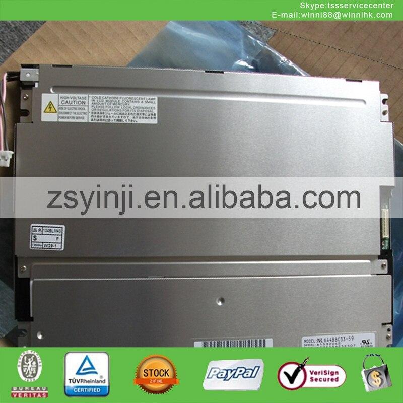 New 10 4 inch LCD panel NL6448BC33 59
