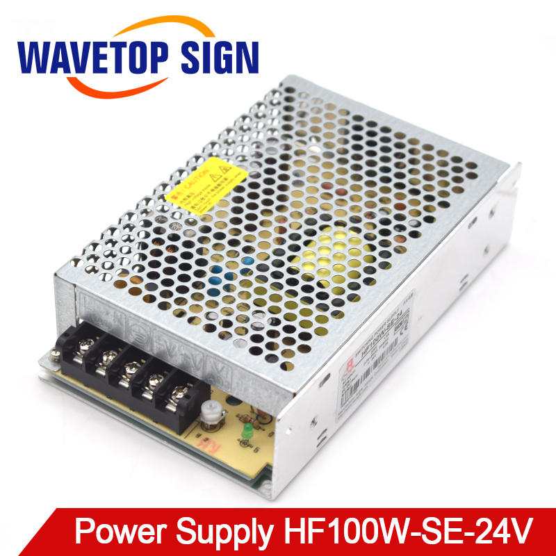 switching power supply 24v 4.5a HengFu HF100W-SE-24 DC24V 4.5A transformer Power Supply for laser engraving and cutting machine laser cutting marking engraving machine diy parts meanwell mw nes 350 24 350w 24v power supply switching switch power supply
