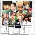 KPOP BTS Bangtan crianças quarto álbum À Prova de Balas para Os Escoteiros MOOD FOR LOVE Forever Young pt.2 self-made 8 zhang