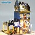 Комплект световых блоков Lightaling  игрушка для уличных фабричных моделей европейского рынка  совместимая с 10190 и 15007