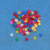 3000 unids 1000 unids Tabla De La Boda Decoración de La Boda Del Confeti Asperja Sparkle Metálicas Estrellas de Oro Decoración de la Fuente Del Partido