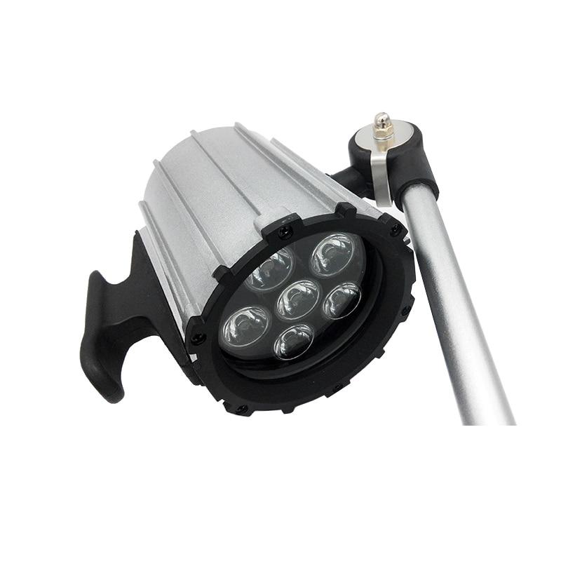 HNTD 6W AC 110-240V TD04 LED Brazo largo plegable Luz de trabajo - Iluminación LED - foto 6