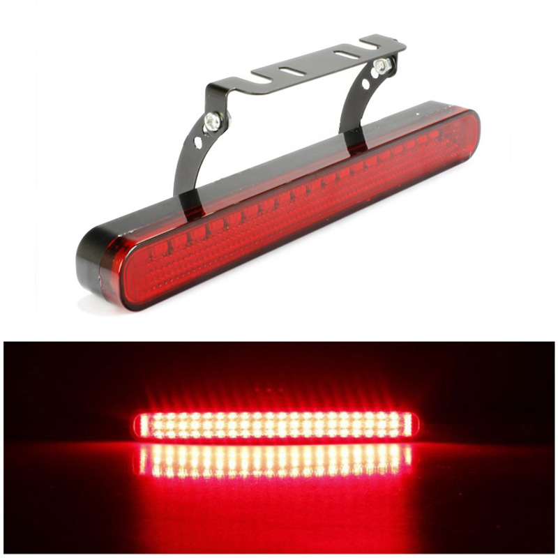 US $35 1 |1pc 20 LED Highlight Ultra bright Universal Car truck rear Third  brake light Stop reverse strobe flash Day warning signal lights-in Car