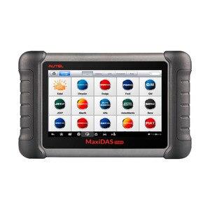 Image 2 - Autel Maxidas DS808K Diagnostic Tool Automotivo car diagnostic OBD2 ScannerTablet Code Reader(Upgraded Version of DS808, DS708)
