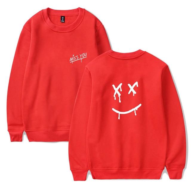 WEJNXIN Louis Tomlinson Sweatshirt Women Men Kpop Fans Capless Hoodies Plus Size Autumn Winter Tracksuit Moletom Feminino