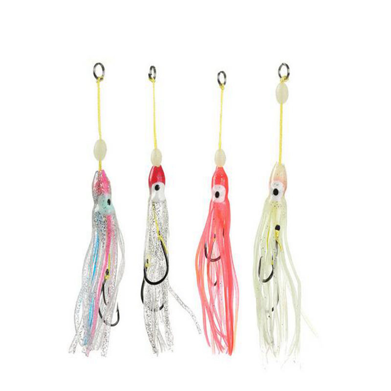 Lifelike Fishing Lure Artificial Bait with Hook Soft Fishing Lures Tackle