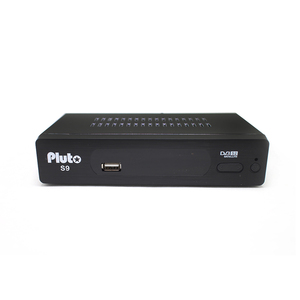 Image 3 - S2 Pluto S9 HD Digital Satellite Receiver DVB S2 TV Tuner Receptor                MPEG/4 H.264 Support Youtube Bisskey USB WiFi