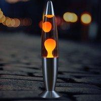Cute Metal Base Lava Lamp Wax Volcano Style Night Light Jellyfish Nightlight Glare Incandescent Lava Lighting Lamps