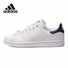 Новое поступление Официальный Adidas Originals Для Мужчин's Скейтбординг обувь Спорт на открытом воздухе кроссовки хорошее качество удобные M20325