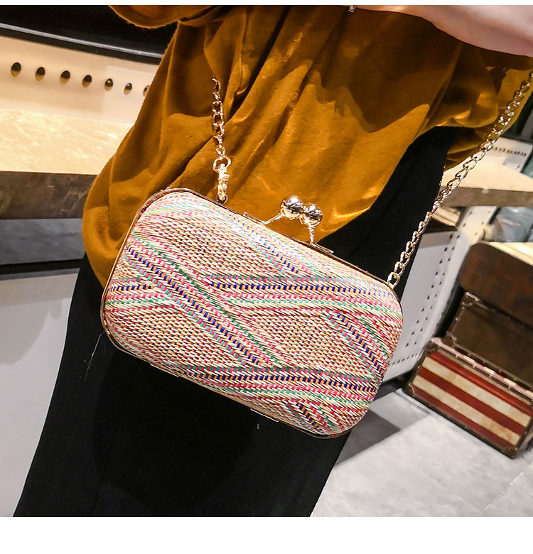 High Quality Leather Women Crossbody Bags Fashion Women Little bread Shoulder Bags Color Shoulder Strap Ladies Handbags
