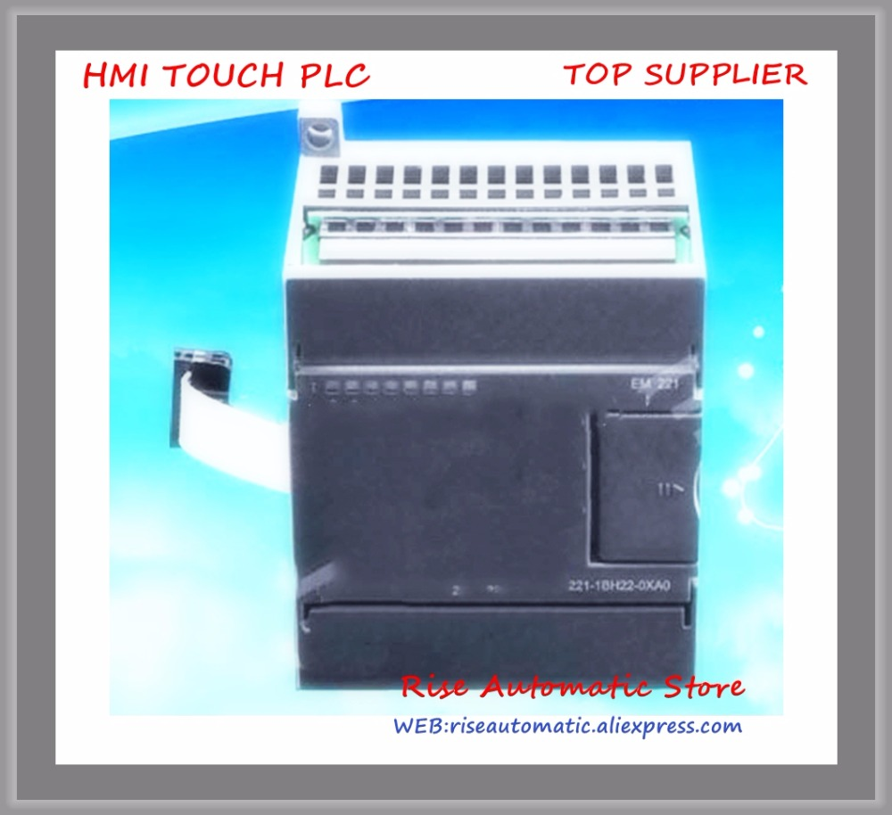 Nouveau EM222-TQ16 Original entièrement compatible avec le module d'expansion de commutateur de PLC de sortie de transistor de 16 canaux de s7-200